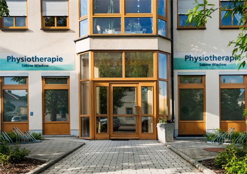 Physiotherapie Sabine Wiedow